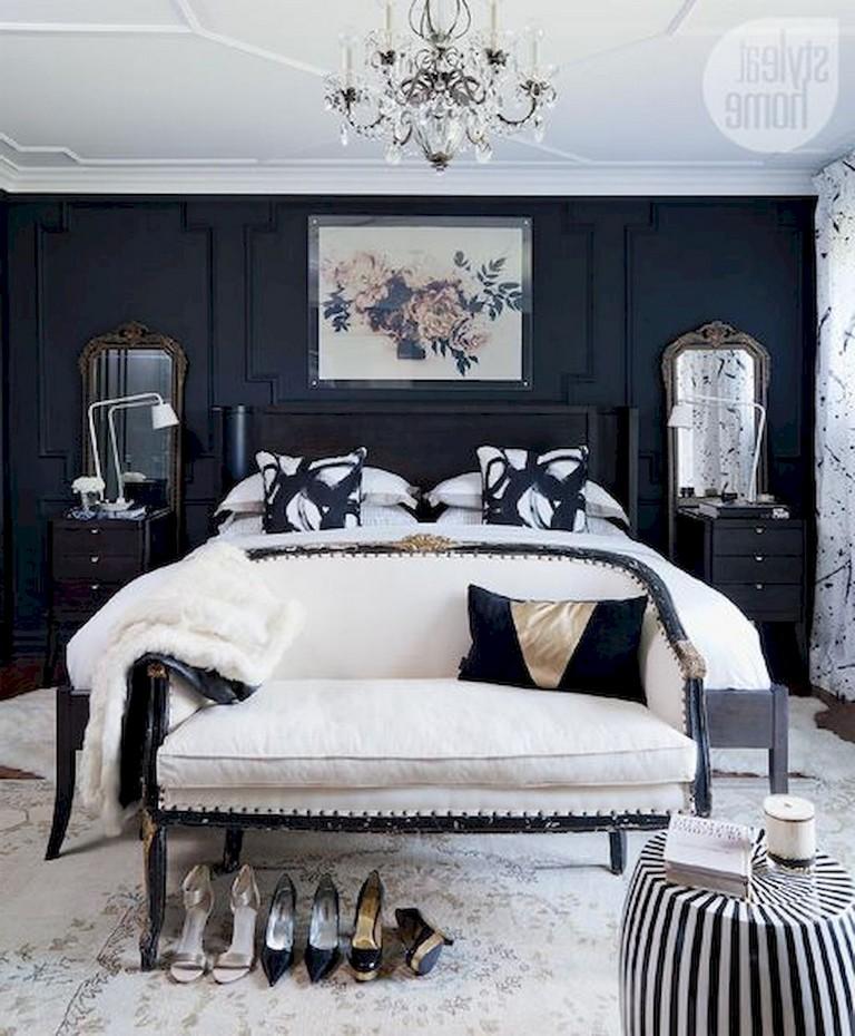 70 Incredible Small Master Bedroom Decor Ideas
