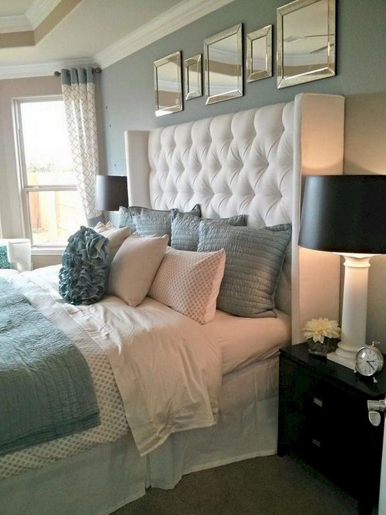 incredible black master bedroom decorating ideas   70+ Incredible Small Master Bedroom Decor Ideas