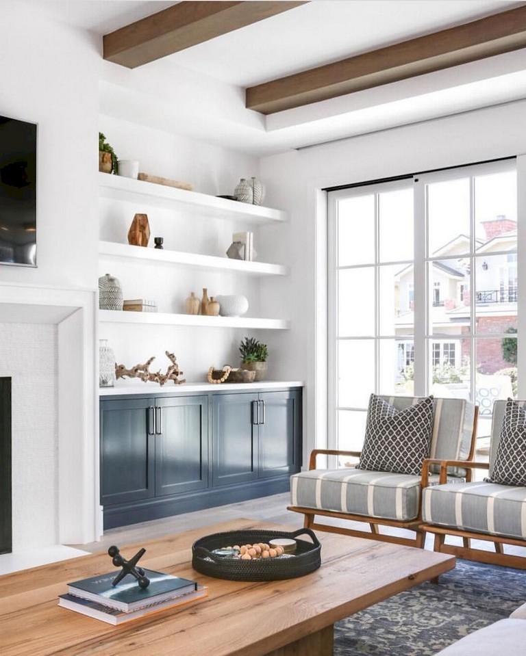 75distinctive rustic living room decor ideas and design
