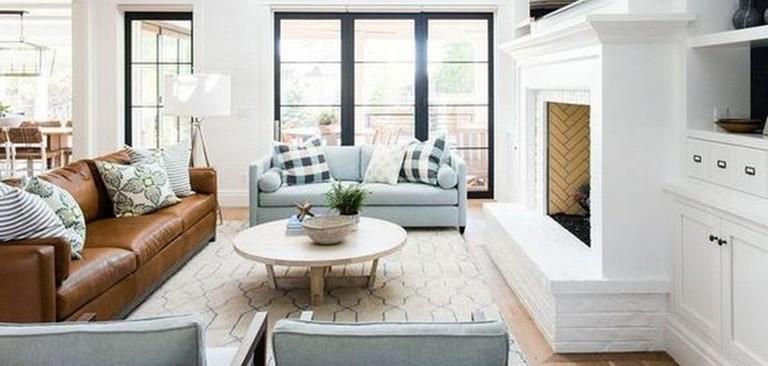 40 Attractive Modern Mediterranean Living Room Decorations