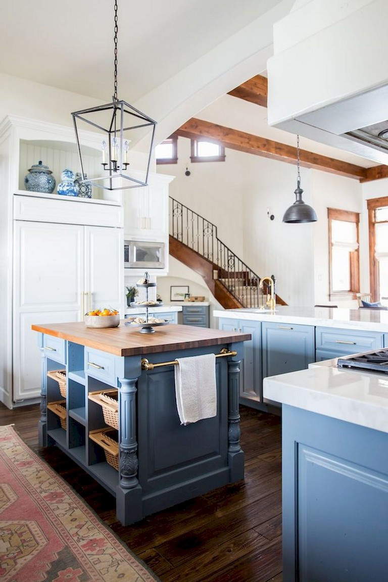 90 Remarkable Farmhouse Kitchen Ideas On A Budget